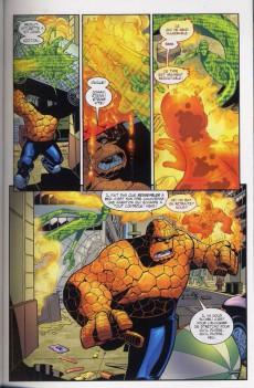Extrait de Fantastic Four (Marvel Deluxe) -1- L'appel des ténèbres