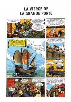 Extrait de Michel Vaillant (Palmarès inédit) -11- Jean Graton illustre l'Oncle Paul vol.02
