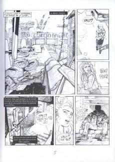 Extrait de Le décalogue -1TL- Le manuscrit
