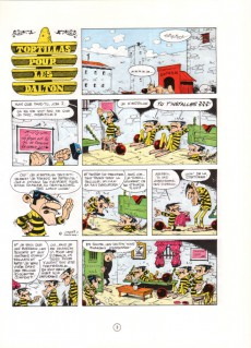 Extrait de Lucky Luke -31b90- Tortillas pour les Dalton