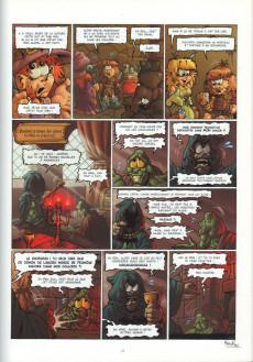 Extrait de Le donjon de Naheulbeuk -2- Première saison, partie 2
