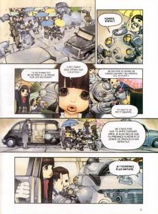 Extrait de Le petit monde (Morvan/Terada) -1- Vamos, vamos !