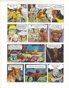 Extrait de Safari (Vandersteen) -4- La grande migration