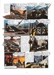 Extrait de Biggles présente... -7- Titans du Pacifique