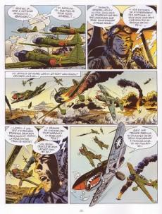 Extrait de Les tigres volants -4- Etoile rouge
