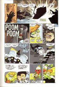 Extrait de Batman - Dark Knight -24- La Chute