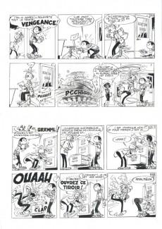 Extrait de Gaston (L'intégrale Version Originale) -1- Gaston 1957-1958