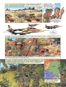 Extrait de La légion -4- Kolwezi - Histoire de la Légion Étrangère - 1963 à demain