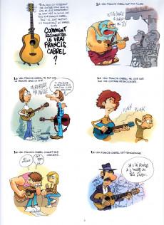 Extrait de Francis Cabrel - Les beaux dessins