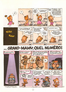 Extrait de Le petit Spirou -12- C'est du joli !