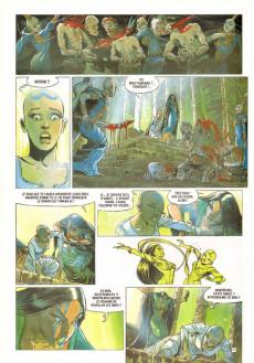 Extrait de Gorn -10- Les Yeux de Brume