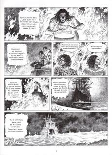 Extrait de Giuseppe Bergman (Humanoïdes Associés) -42- Jour de colère - Tous en scène