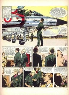 Extrait de Tanguy et Laverdure -13- Lieutenant Double Bang