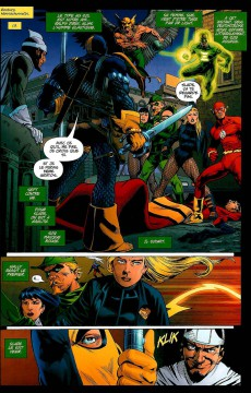 Extrait de Batman - Superman -2- Crise d'identité (2)