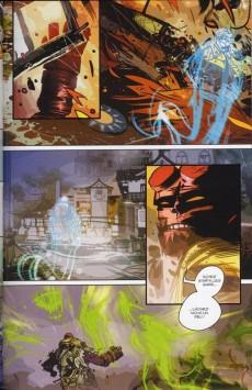 Extrait de Hellboy - Histoires bizarres (Delcourt) -2- Volume 2