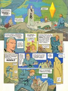 Extrait de L'incal - Une aventure de John Difool -5- La Cinquième Essence - 1ère partie - Galaxie qui songe