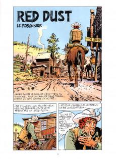 Extrait de Comanche -HS2- Le prisonnier