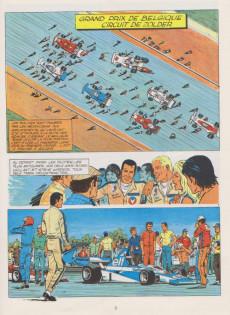 Extrait de Michel Vaillant -28a1978'- Le secret de Steve Warson