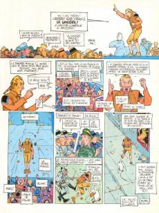 Extrait de L'incal - Une aventure de John Difool -6- La Cinquième Essence - 2e partie - La Planète Difool
