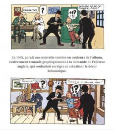 Extrait de Tintin - Dossier -71- L'île noire