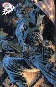 Extrait de Ultimates (Marvel Deluxe) -1- Super-Soldat