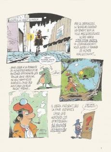 Extrait de Mic Mac Adam -INT1- Le Livre Noir