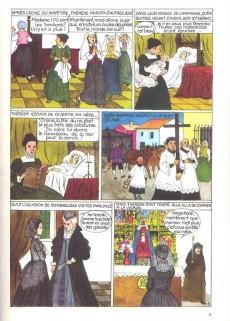 Extrait de Les grandes Heures des Chrétiens -8- Thérèse d'Avila et le journal d'une femme de prière et d'action