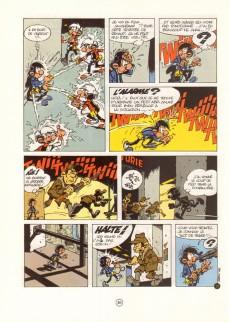 Extrait de Les petits hommes -21- Les 6 clones