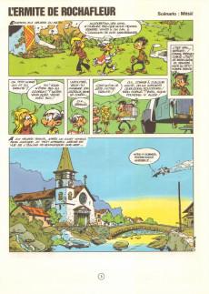 Extrait de Les petits hommes -22- L'ermite de Rochafleur