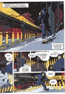 Extrait de Ernie Adams -2- Mister Killer