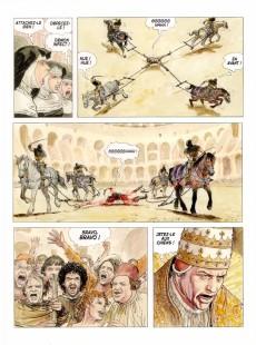 Extrait de Borgia (Jodorowsky/Manara) -2- Le pouvoir et l'inceste