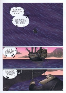 Extrait de Ratafia -2- Un Zèle imbécile