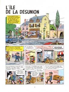 Extrait de Benoît Brisefer -9- L'île de la désunion