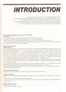Extrait de (DOC) BDM -10- Trésors de la Bande Dessinée 1995-1996