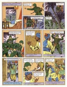 Extrait de Blake et Mortimer (Les Aventures de) -2c2000- Le Secret de l'Espadon - Tome 2