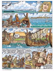 Extrait de Moi Svein, compagnon d'Hasting -4- Robert le Fort