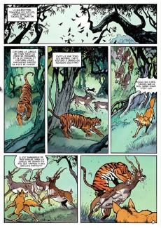 Extrait de Le dernier livre de la jungle -2- La promesse
