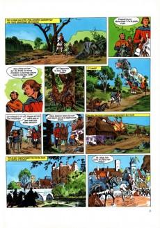 Extrait de Le chevalier blanc -5a- Le serment de l'archer