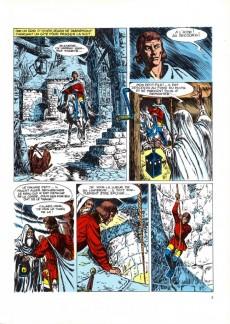 Extrait de Le chevalier blanc -11- L'héritier de la horde d'or