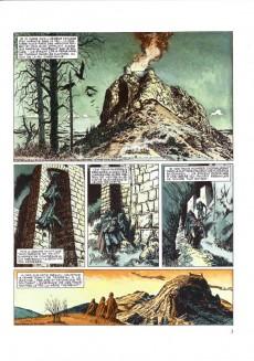 Extrait de Le chevalier blanc -10- Le trésor des cathares