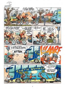 Extrait de Les vélo Maniacs -1- Tome 1