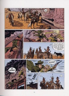 Extrait de Butch Cassidy -1- Walnut Grave
