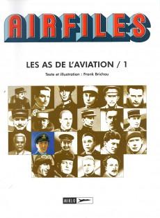 Extrait de Airfiles -11- Les as de l'aviation / 1