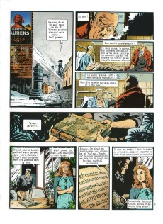 Extrait de Fox (Dufaux/Charles) -INT1- Tomes 1 à 4