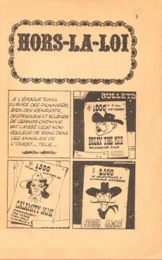 Extrait de Lucky Luke -6GP- Hors-la-loi