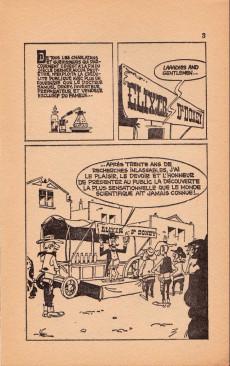 Extrait de Lucky Luke -7GP- L'élixir du Dr. Doxey