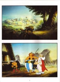 Extrait de Astérix (Hors Série) -C03a- Le Coup du menhir - L'Album du film