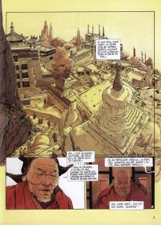 Extrait de Péma Ling -2- Les guerriers de l'éveil