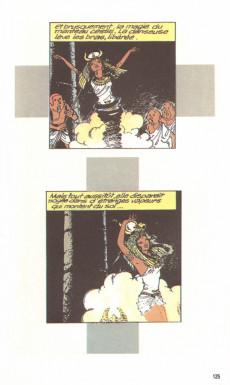 Extrait de Papyrus -6Poch- Les quatre doigts du dieu lune