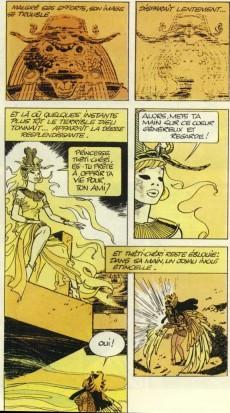 Extrait de Papyrus -3Poch- Le colosse sans visage